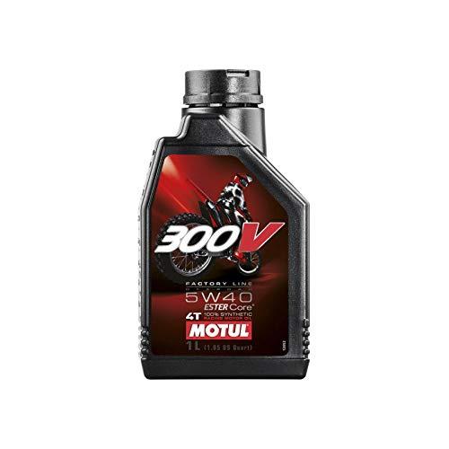MO104134 - Aceite Motor 300V Line Road Carrera 4T 5W40 100% Sintésis 1L