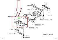 トヨタ純正 51441-06150 エンジンアンダーカバー