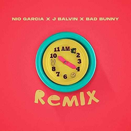 Nio Garcia, J Balvin & Bad Bunny