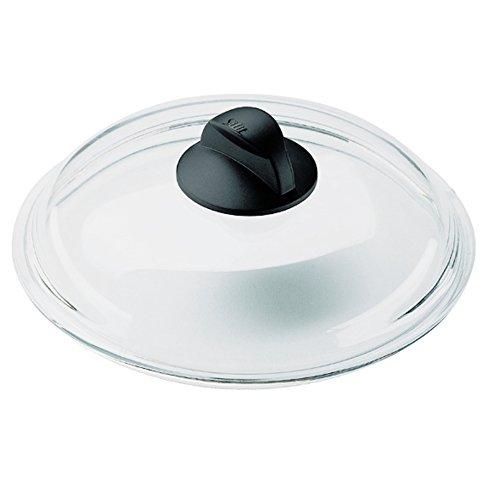 Silit 2151171812 Couvercle, Verre, Transparent, 22 cm