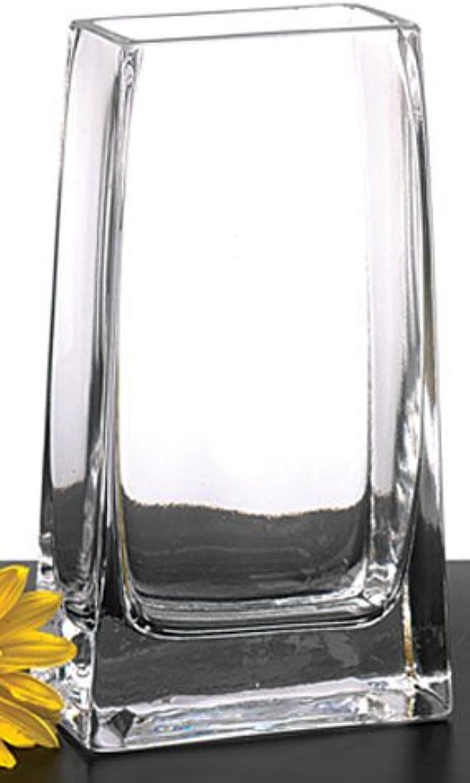 Daydream 7  Rectangular Crystal Vase [Kitchen]