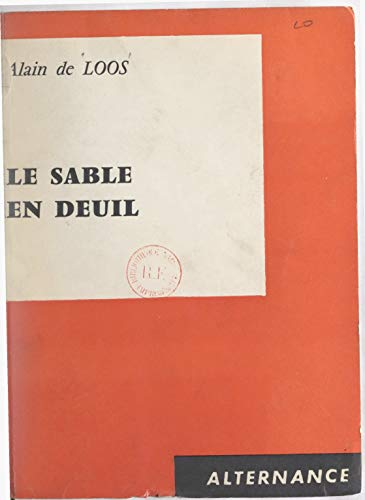 Le sable en deuil (French Edition)