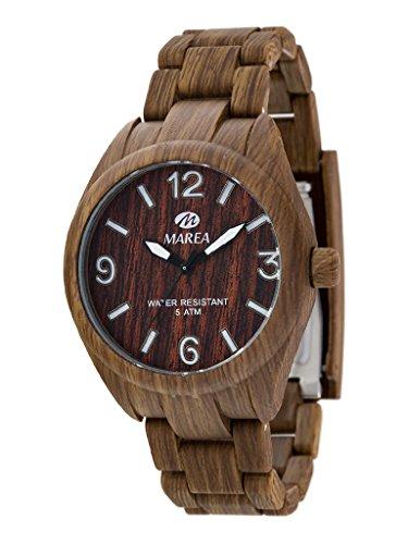 Marea Damen Analog Uhr mit Silikon Armband B35296/4