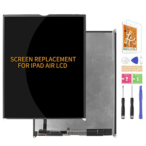 For iPad 5 Air 1 LCD A1474 A1475 A1476 For iPad 9.7 2017 5th A1823 A1822 Display 2018 6th Gen A1954 A1893 Screen Replacement Matrix(Without Touch Screen)