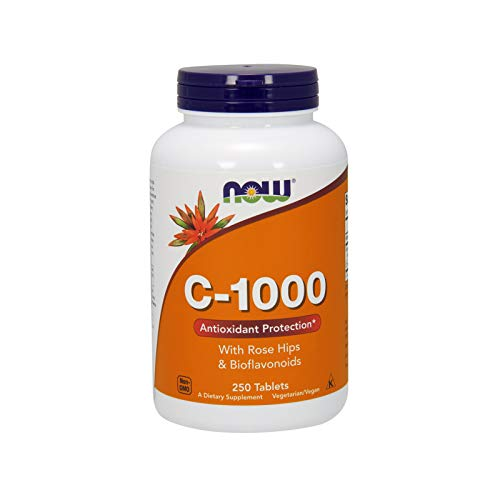 Now Foods, C-1000, 250 Tabs