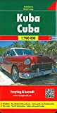Cuba, mapa de carreteras. Escala 1:900.000. Freytag & Berndt.: Wegenkaart 1:900 000: AK 3502 (Auto karte)