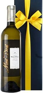 お祝い 結婚祝い 結婚記念日 誕生日 白ワイン ギフト フランス 辛口 ボルドー シャトー・モン・ペラ 2014年 コート・ド・ボルドー 750ml ラッピング付き 箱入り【ギフト】贈答用 贈り物 プレゼント