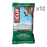 Clif Bar Oatmeal Raisin Walnut 12 count
