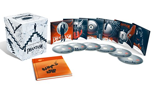 Phantasm 1-5 - Limited Edition Blu-ray Collection