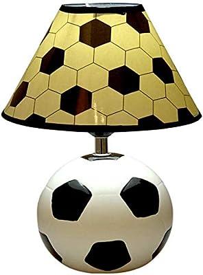QCRLB Lámpara de Mesa, Dormitorio lámpara de Mesa, lámpara de ...
