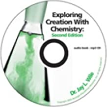 Exploring Creation with Chemistry 2nd Edition Audio Book MP3-CD