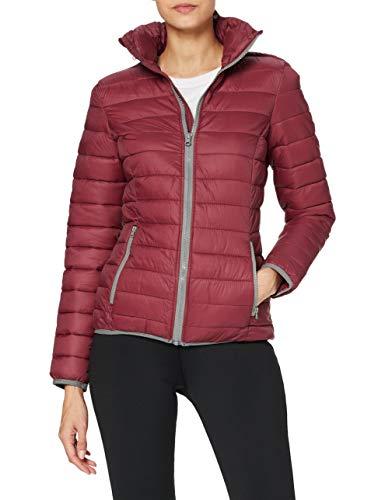 Stedman Apparel Damen Active Padded Jacket/ST5300 Jacke, Rot (Bordeaux), 36
