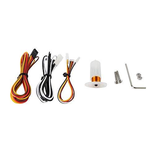Printer Accessories 1Set 3D Printer Parts Auto Bed Leveling Sensor 3D Printer Z-Probe 3D Touch Sensor Auto Leveling Sensor for Anet A8 mk8 i3 3D Printer Parts