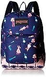 JanSport Black Label Superbreak Backpack - Hula Life Palm - Classic, Ultralight