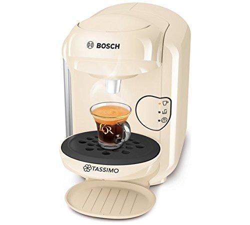 Tassimo by Bosch TAS1407GB Vivy 2 T14 1300 Watts Coffee Machine - Cream