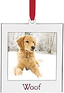 Lenox Frame Ornament, Dog