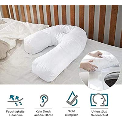 Pillow U Shaped Anti Snoring
