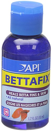 Aquarium Pharmaceuticals 93B Bettafix Remedy, 1.7 oz.