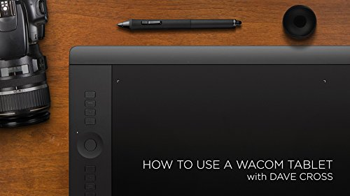 How to use a Wacom Tablet