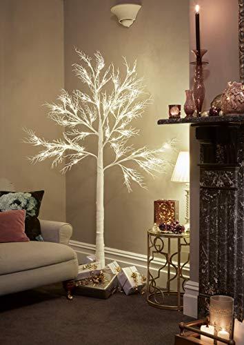 JayMark Products Christmas Tree, White
