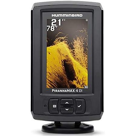 Humminbird 410150-1 PiranhaMAX 4 Fish Finder for sale online