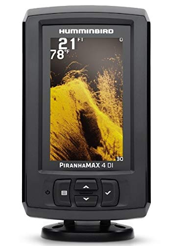Humminbird Piranhamax 4 DI, 256 Color 480V X 272H (410160-1)
