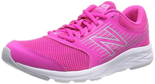 New Balance Damen 411 Laufschuhe, Rosa(Pink Peony Grey Lm1), 36.5 EU