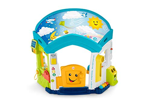 Fisher-Price FJP89 Laugh and Learn Smart Learning Home, Mehrfarbig
