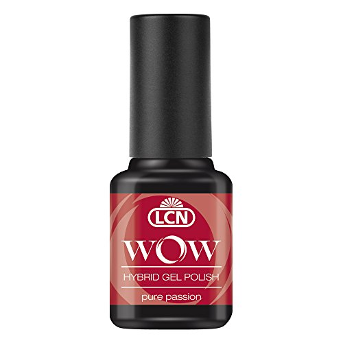 LCN WOW Hybrid Gel Polish, Pure Passion