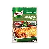Lasaña boloñesa Spicemix | Knorr | Plato del mundo lasaña boloñesa | Peso total 191 gramos