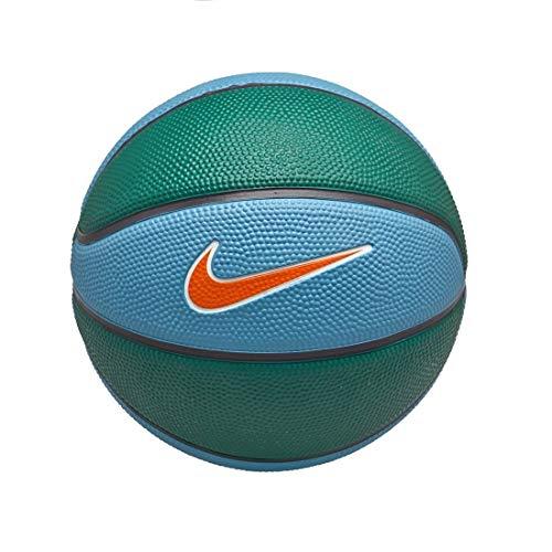 Nike Unisex – Adulto Swoosh Skills Baloncesto Cerulean / Thunder Grey/White/Alpha Orange 3
