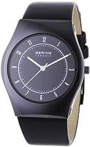BERING Time Herren-Armbanduhr Slim Ceramic 32035-442