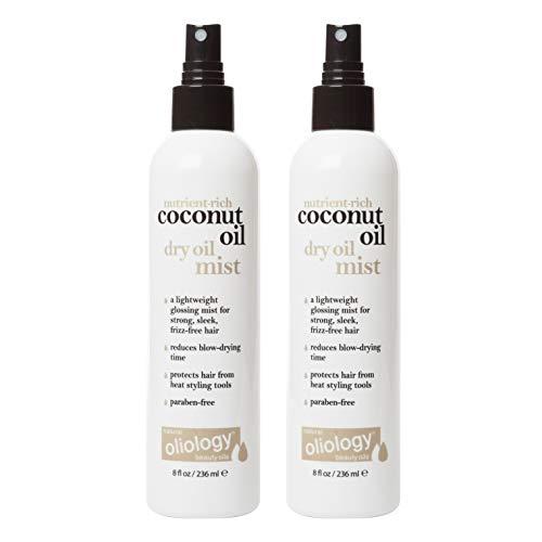 Oliology Coconut Dry Oil Mist (2 Pack)