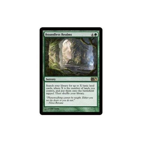 Magic: the Gathering - Boundless Realms (162) - Magic 2013