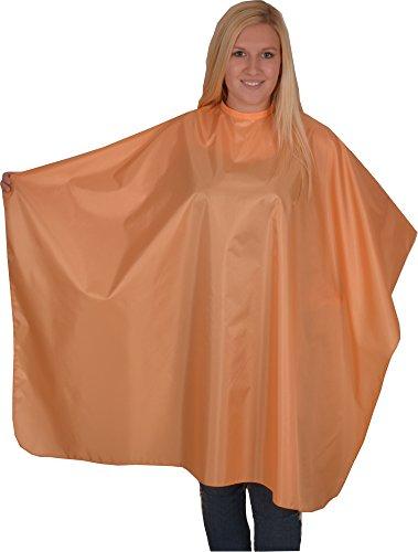 Solida Cape de lavage et de teinture Orange