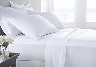 Kotton Culture 1000 Thread Count 4 Piece Sheet Set Premium 100% Egyptian Cotton Deep Pocket Solid Luxurious Hotel Class Be...