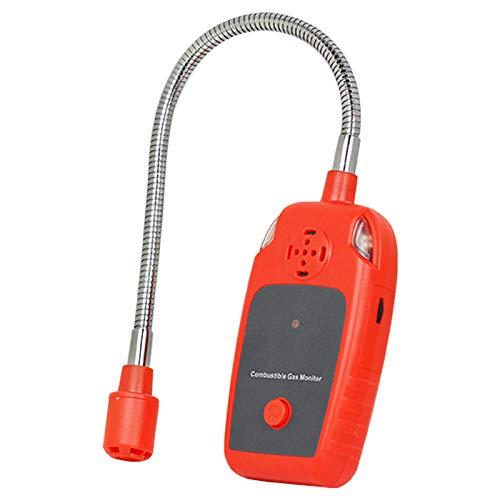 Fransande WT8820 Gas Analysator Brennbarer Gas Detektor Anschluss Ort für Brennbare Erd Gas Lecks Bestimmen Sie Den Schall Licht Alarm Des Messger?Te Testers