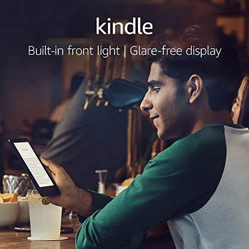 All-new Kindle - Now with a Built-in Front Light - Black - Includes Special Offers 11