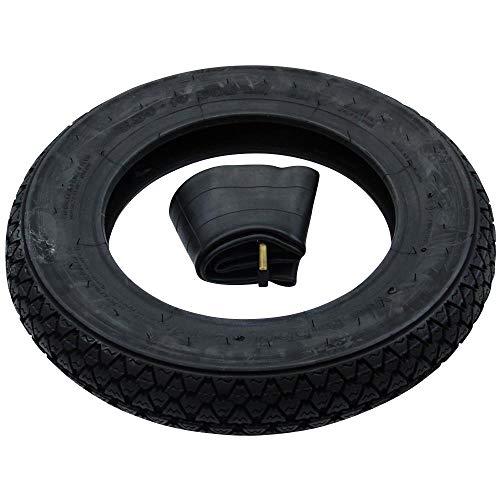 Reifen VeeRubber 3.50-10 59J Qualitätsreifen 10 Zoll + Schlauch 3.00-10 VRM054 Allwetter Alltagsreifen Piaggio Vespa Roller Mokick