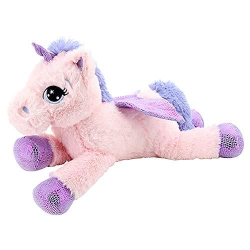 Sweety Toys 8025 Einhorn Plüschtier Kuscheltier 65 cm rosa