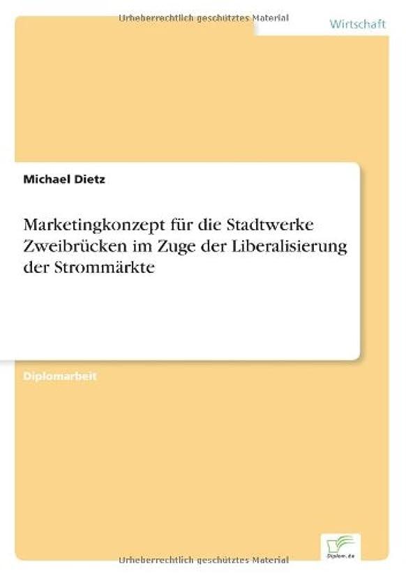 どこでも直接予測子Marketingkonzept Fuer Die Stadtwerke Zweibruecken Im Zuge Der Liberalisierung Der Strommaerkte