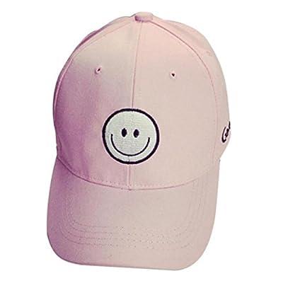 BCDshop Hat Funny Emoji Expression Baseball Caps Women Men Snapback Hip Hop Sport Hats