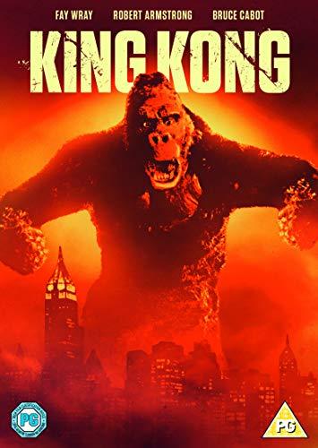 King Kong [Edizione: Regno Unito] [Reino Unido] [DVD]