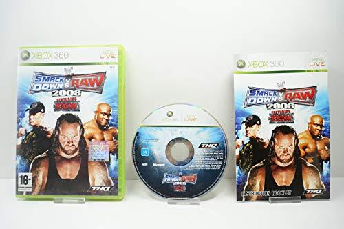 SmackDown Vs Raw 2008 [UK Import]