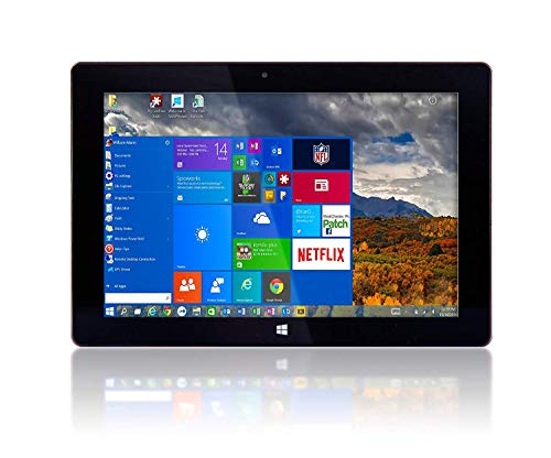 Our #6 Pick is the Fusion5 Windows 10 Tablet (32GB, 64GB + MicroSD support up to 128GB)
