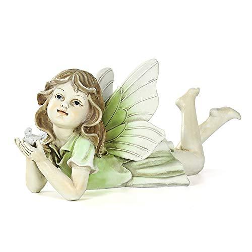 Semoic Accesorios de Figuras de Hadas en Miniatura de JardíN de Hadas para DecoracióN de JardíN al Aire Libre -2