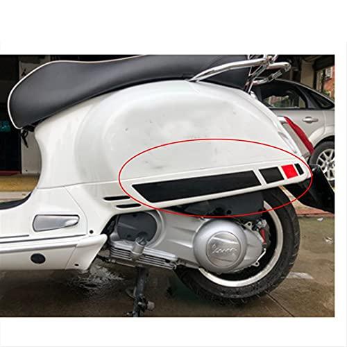 Bonkers Adesivi Protezioni Serbatoio Adesivo della Decalcomania del Motociclo per Vespa GTS 300 GTS300 Sport GTS Autoadesivo del Motociclo
