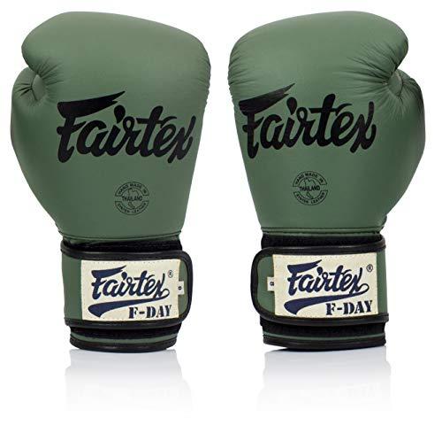 Fairtex Microfibre Boxing Gloves Muay Thai Boxing - BGV14, BGV1 Limited Edition, BGV12, BGV11, BGV22