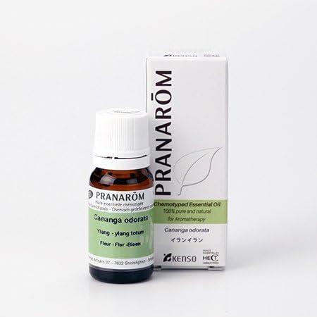 プラナロム イランイラン 10ml (PRANAROM ケモタイプ精油)