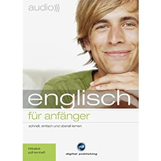 Audio Englisch für Anfänger     Schnell und unkompliziert Audio Englisch lernen              Autor:                                                                                                                                 div.                               Sprecher:                                                                                                                                 Tom Zahner                      Spieldauer: 1 Std. und 8 Min.     41 Bewertungen     Gesamt 4,1